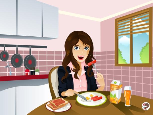5 hábitos alimenticios que afectan tu productividad como emprendedora