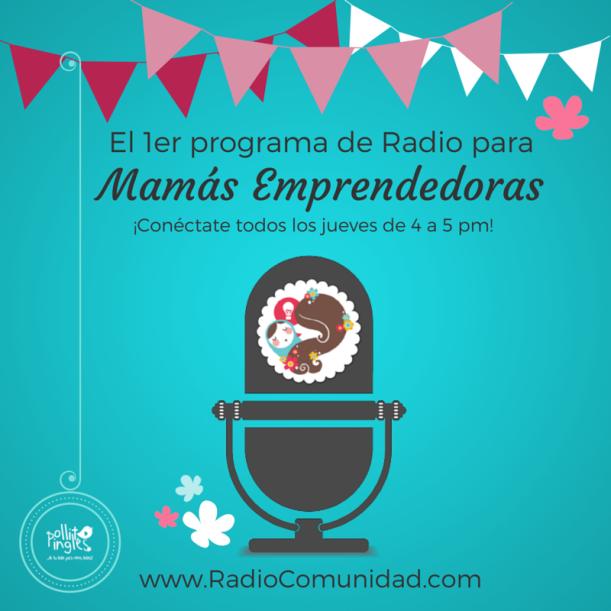 Primer programa para mamás Emprendedoras