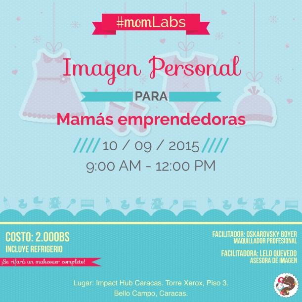 Imagen Personal para Mamás Emprendedoras
